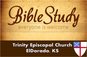 Bible Study @ Trinity Episcopal Church